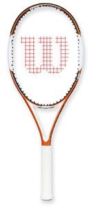 classic pretty cheap high fashion Wilson nCode nTour Two 95 Racquet Review