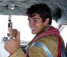 Picture of Mario Ancic - ancic-plane.jpg