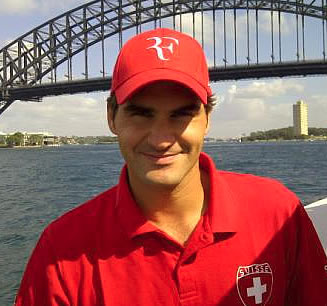Picture of Roger Federer - federer-fb111.jpg