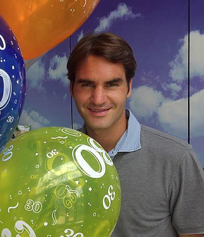 Picture of Roger Federer - federer-fb113.jpg
