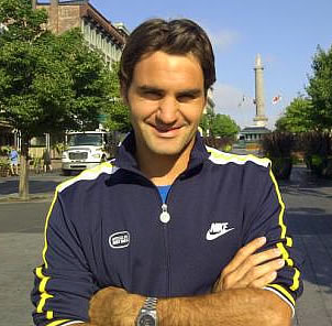 Picture of Roger Federer - federer-fb114.jpg