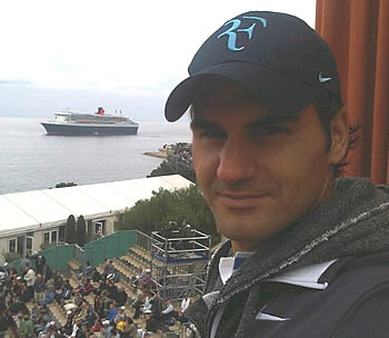 Picture of Roger Federer - federer-fb116.jpg