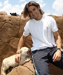 Picture of David Ferrer - ferrer-lions92.jpg
