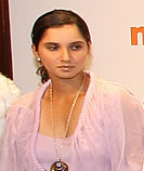 Picture of Sania Mirza - mirza-hk91.jpg