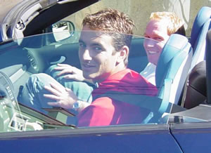 Picture of Tommy Robredo - robredo_car.jpg