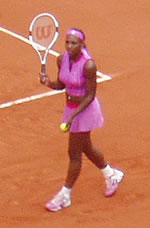 Picture of Serena Williams - serena_rg.jpg