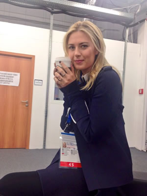 Picture of Maria Sharapova - sharapova-tw-1412.jpg