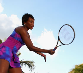Picture of Venus Williams - venus-miami91.jpg