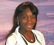Picture of Venus Williams - venus_head.jpg