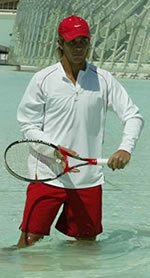 Picture of Fernando Verdasco - verdasco_water.jpg